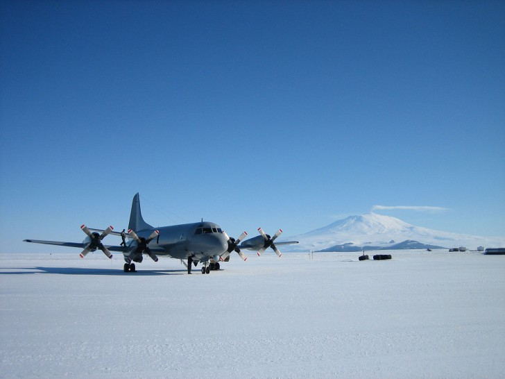 فرودگاه Ice Runway