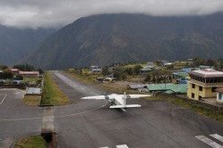 خطرناکترین فرودگاههای دنیا / عکس
