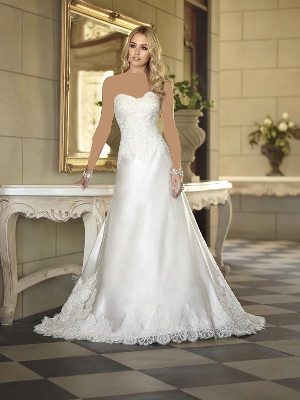 Bridal 003 سری جدید مدل لباس عروس