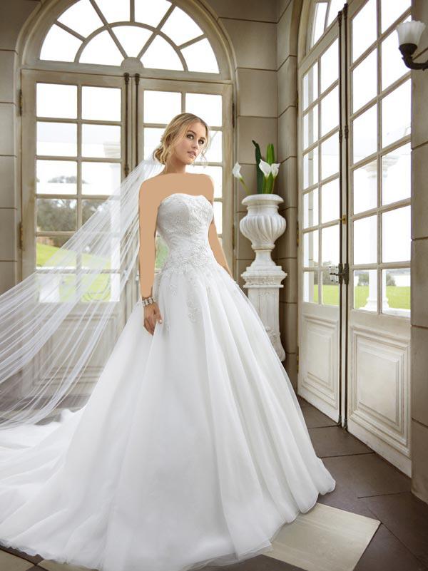 Bridal 007 سری جدید مدل لباس عروس