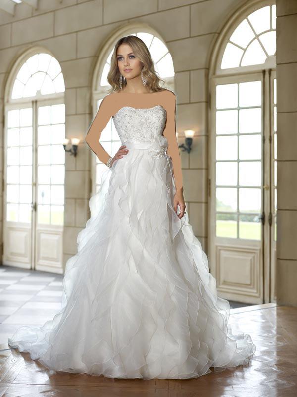 Bridal 008 سری جدید مدل لباس عروس