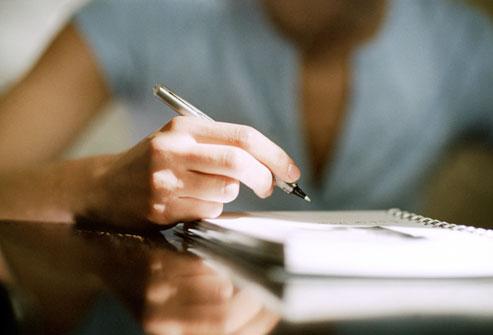 شخصیت شناسی دست خط,Handwriting1