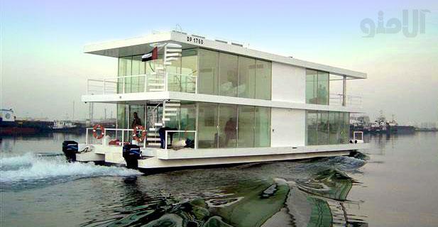 خانه قایقی