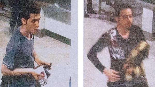 تصویر ایرانیان حاضر در هواپیمای مفقود شده مالزیایی منتشر شد