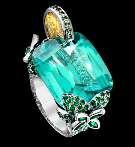 Ring Jewelry 4 مدلای انگشتر جواهر 2014