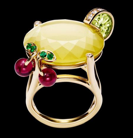 Ring Jewelry 6 مدلای انگشتر جواهر 2014