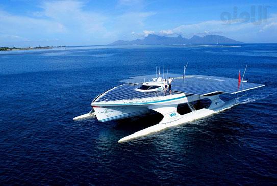 """قایق """"Turanor"""""""