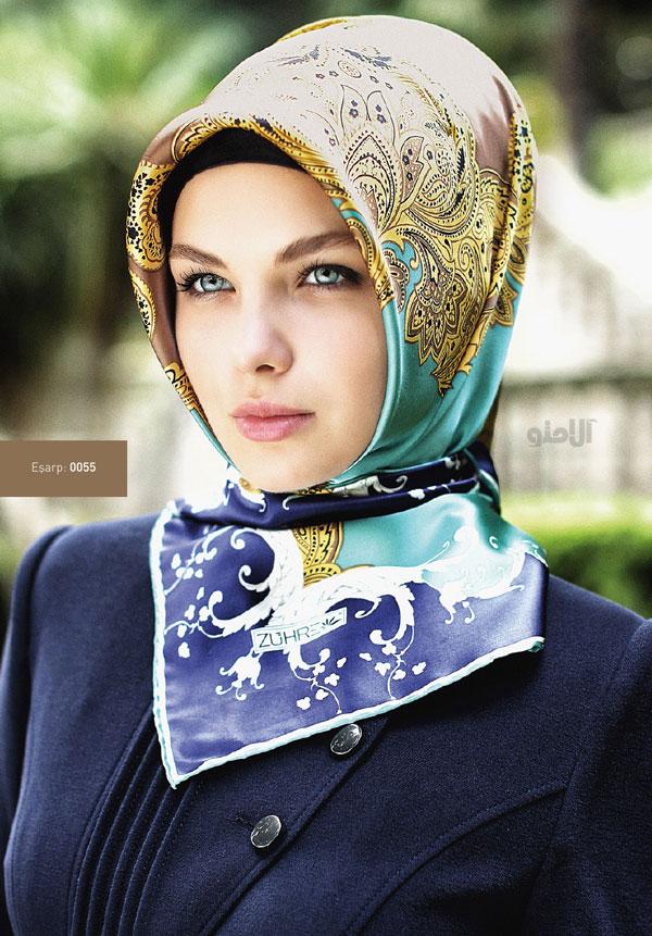 مدل شال scarf model