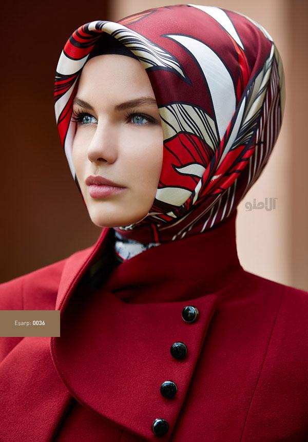 سری جدید مدل روسری