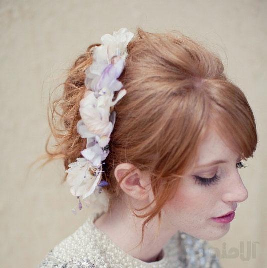 موی عروس bridal-hairstyle