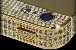 آیفون یک میلیون دلاری با 700 عدد الماس