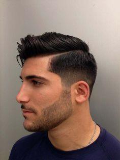 مدل موی آراسته مردانه