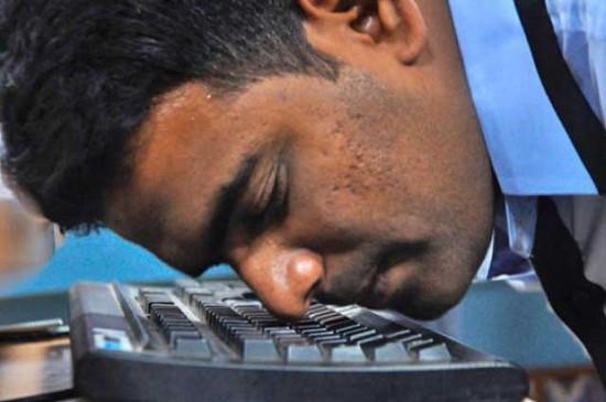 nose-typing