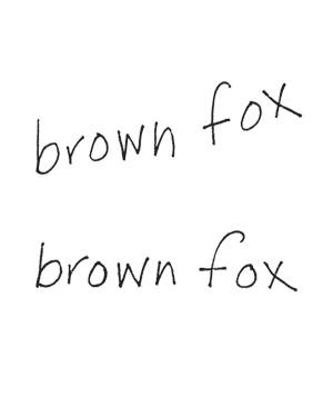 شخصیت شناسی دست خط,pen-alignment 300
