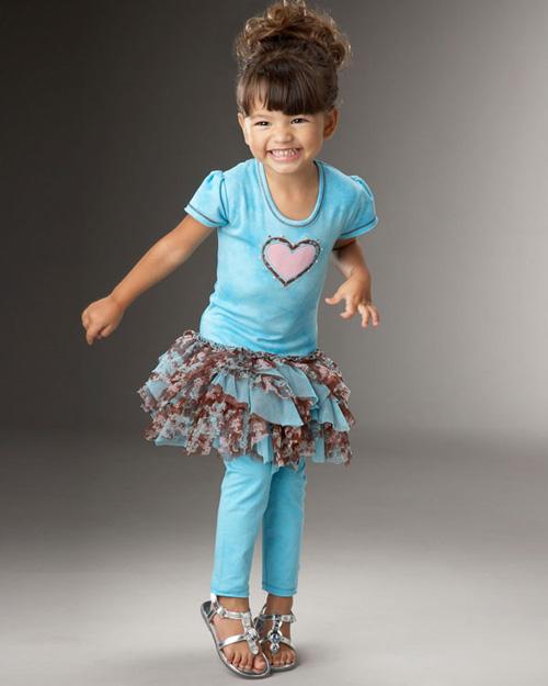 112 مدل لباس زیبا برای دختر بچه ها