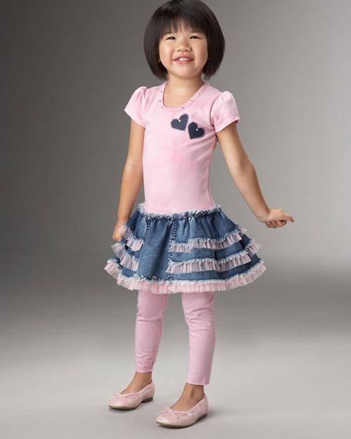 131 مدل لباس زیبا برای دختر بچه ها