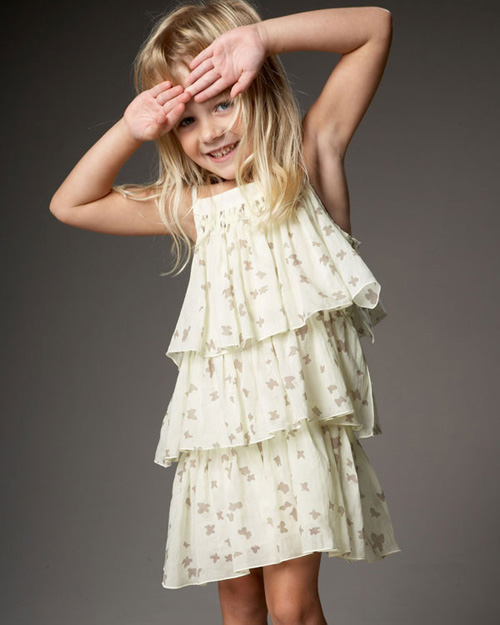 151 مدل لباس زیبا برای دختر بچه ها