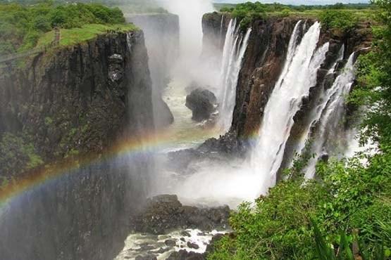 پارک ملی آبشارهای ویکتوریا