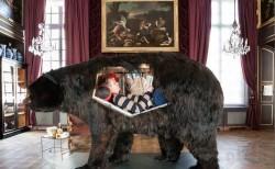 13 روز زندگی در دل خرس گریزلی +عکس