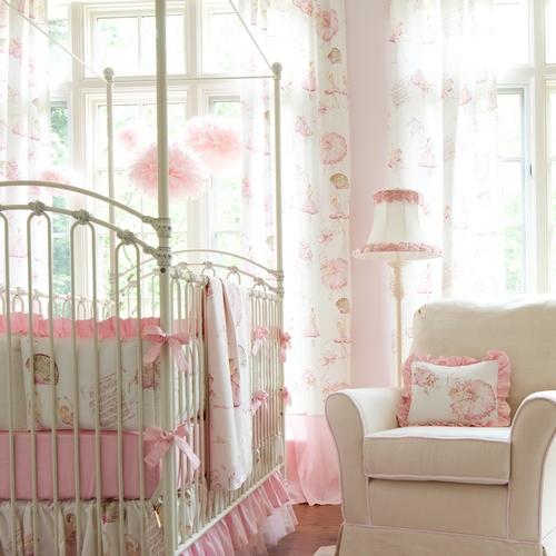 مدل پرده اتاق نوزاد