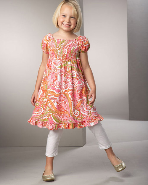Childish Model 001 مدل جدید لباس دختر بچه