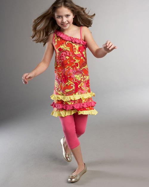 Childish Model 003 مدل جدید لباس دختر بچه