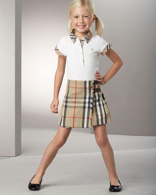 Childish Model 004 مدل جدید لباس دختر بچه