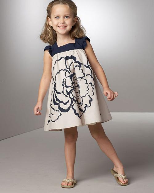 Childish Model 005 مدل جدید لباس دختر بچه