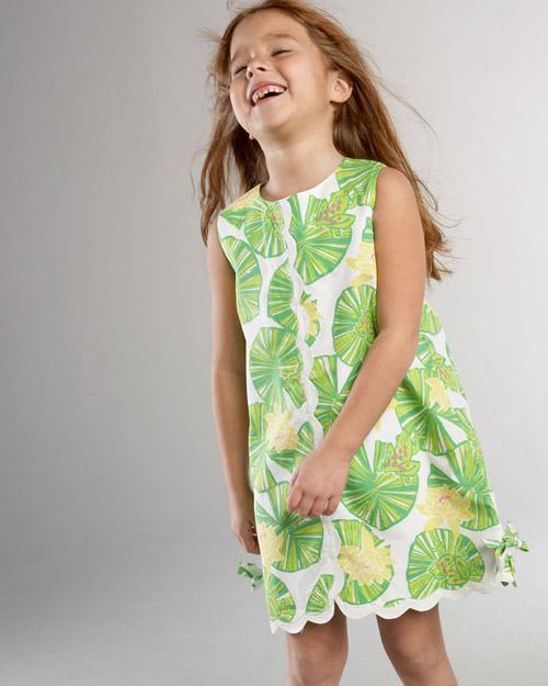 Childish Model 007 مدل جدید لباس دختر بچه