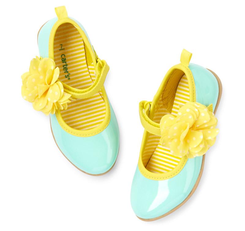 Girls Shoes 006 مدل کفشای رنگارنگ دخترانه جدید