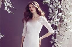 بهترین لباس عروس برای هیکل ساعت شنی