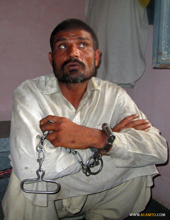 Pakistani held for cannibalism after eating baby