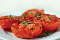 گوجه کباب شده