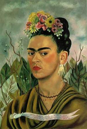 کتاب مخصوص زنان,زندگینامه فریدا کالو