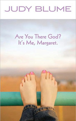 کتاب مخصوص زنان,خدایا تو آن جایی؟ منم مارگاریت!