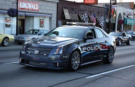 خودروی کادیلاک در آمریکا