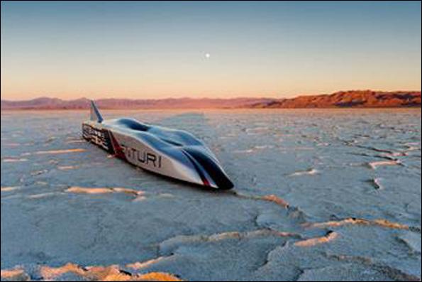 ساخت سریعترین خودروی برقی