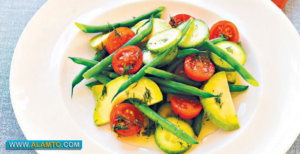 cherry-tomato-cucumber-and-green-bean-salad-recipes