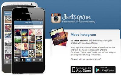 آموزش کار با اینستاگرام Instagram
