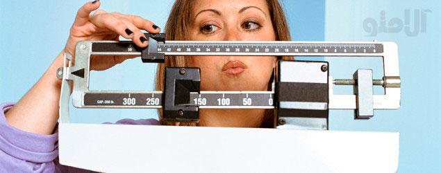 چگونه احساس چاق بودن نکنیم