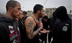 درگیری خونین پلیس با اراذل و اوباش