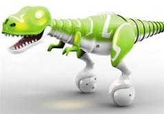 بچه دایناسورهای ربات + عکس