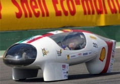 امکان مسافرت دور دنیا با 12.5 لیتر بنزین + عکس