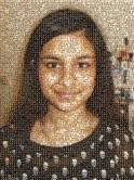 دختری که از تمام 6575 روز زندگیش عکس دارد