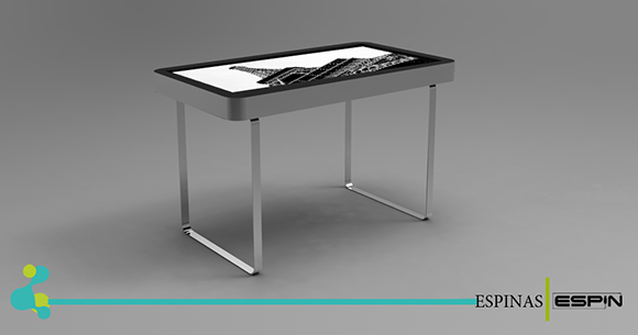 میز هوشمند اسپین