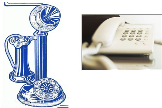 تلفنای سیمی