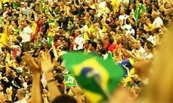 رونمایی از هواپیمای جالب تیم ملی برزیل در جام جهانی + عکس