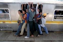 خطرناک ترین متروهای جهان / عکس