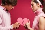 انواع شکست عشقی و جدایی