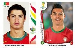 عکس جوانی ستارگان جام جهانی 2014